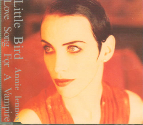 "Annie Lennox Little Bird CD single (CD5 / 5"") German ANNC5LI284374"