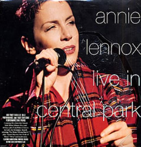 Annie Lennox Legend In My Living Room: Annie Lennox Live In Central Park