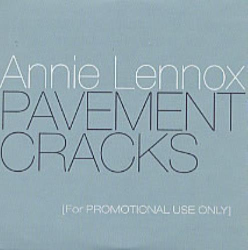"Annie Lennox Pavement Cracks CD single (CD5 / 5"") UK ANNC5PA247078"