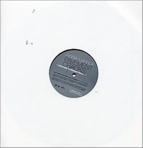 "Annie Lennox Pavement Cracks 12"" vinyl single (12 inch record / Maxi-single) UK ANN12PA249992"