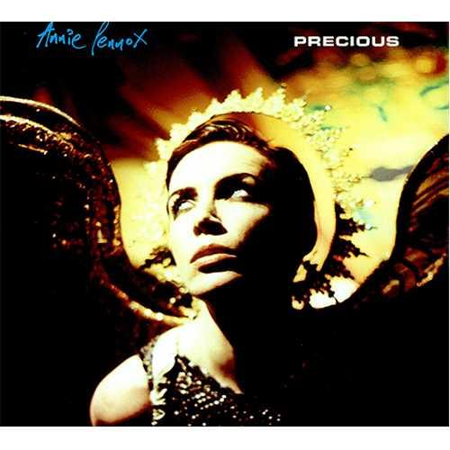 "Annie Lennox Precious 7"" vinyl single (7 inch record) UK ANN07PR16863"