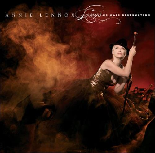 Annie Lennox Songs Of Mass Destruction CD album (CDLP) UK ANNCDSO413224