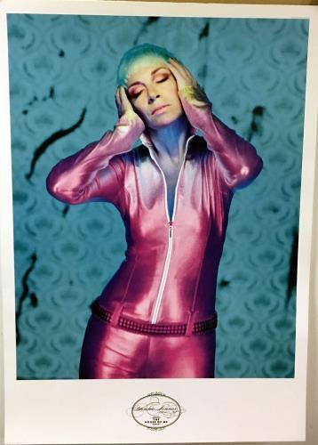 Annie Lennox The Annie Lennox Collection - Pink Outfit poster UK ANNPOTH663301