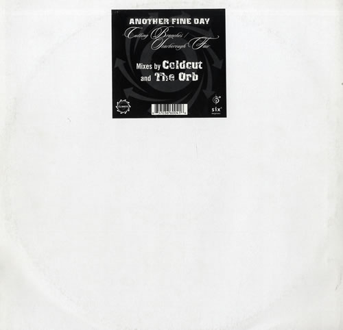 "Another Fine Day Cutting Branches 12"" vinyl single (12 inch record / Maxi-single) UK A5612CU559884"