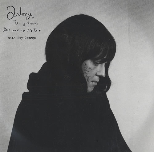 Antony & The Johnsons You Are My Sister CD-R acetate UK A&JCRYO472227