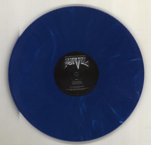 Anvil Juggernaut Of Justice 2-LP vinyl record set (Double Album) German AV52LJU540134
