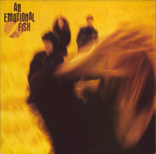 An Emotional Fish An Emotional Fish vinyl LP album (LP record) UK AEFLPAN652012