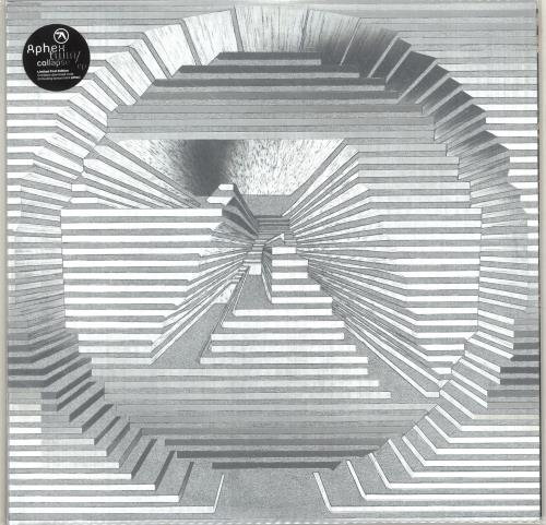 Aphex Twin Collapse EP - Special Foil Sleeve - Sealed UK 12
