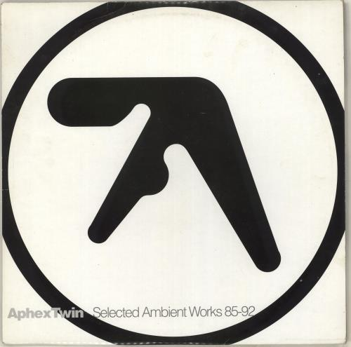 Aphex Twin Selected Ambient Works 85 - 92 2-LP vinyl record set (Double Album) Belgian APH2LSE713088