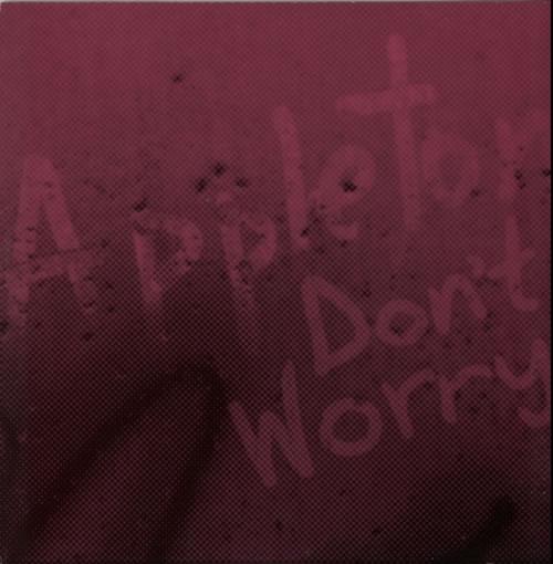 "Appleton Don't Worry (Doublepack) 12"" vinyl single (12 inch record / Maxi-single) UK N&N12DO233350"