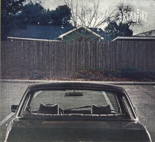 Arcade Fire The Suburbs CD album (CDLP) UK ACFCDTH513333