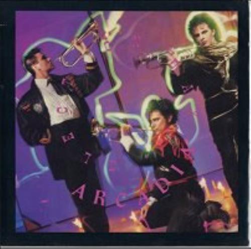 "Arcadia Election Day - Gatefold Sleeve 7"" vinyl single (7 inch record) UK ARC07EL07606"
