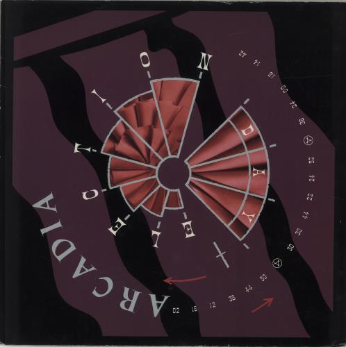 "Arcadia Election Day 12"" vinyl single (12 inch record / Maxi-single) UK ARC12EL14151"