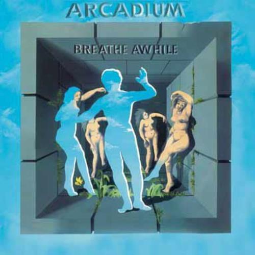 Arcadium Breathe Awhile vinyl LP album (LP record) Italian ACULPBR330497