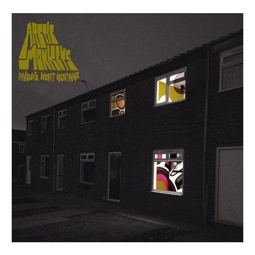 Arctic Monkeys Favourite Worse Nightmare - Digipak CD album (CDLP) UK MEOCDFA397574