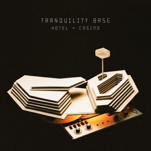 Arctic Monkeys Tranquility Base Hotel + Casino - Silver Vinyl #LRS vinyl LP album (LP record) UK MEOLPTR747303