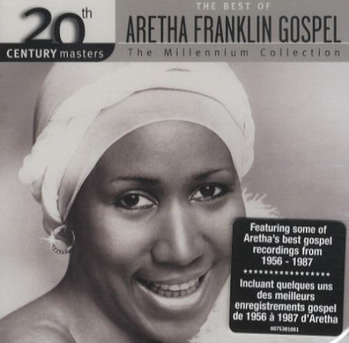 Aretha Franklin The Best Of Aretha Franklin Gospel