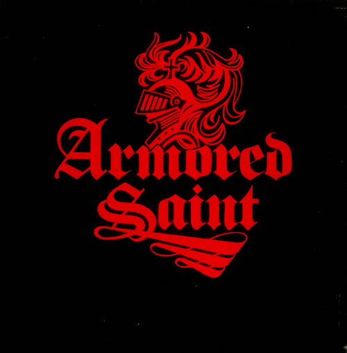 "Armored Saint Lesson Well Learned 12"" vinyl single (12 inch record / Maxi-single) UK AA612LE536511"