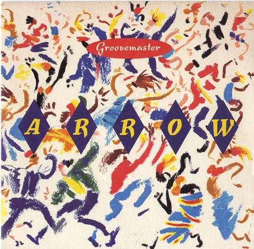 "Arrow Groovemaster 7"" vinyl single (7 inch record) UK AW-07GR632006"