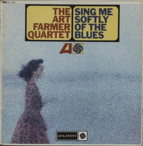 Art Farmer Sing Me Softly Of The Blues - Test Pressing vinyl LP album (LP record) UK AFMLPSI686212
