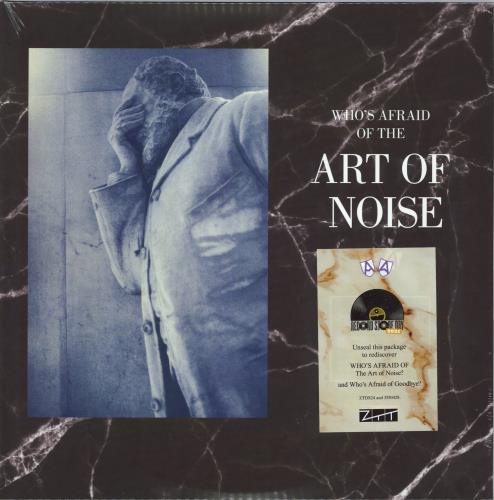 Art Of Noise Who's Afraid Of The Art Of Noise? / Who's Afraid Of Goodbye? - RSD 2021 - Sealed 2-LP vinyl record set (Double Album) UK AON2LWH771925