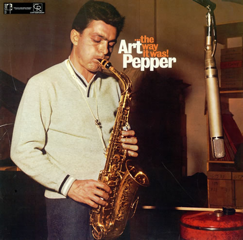 Art Pepper ... The Way It Was! vinyl LP album (LP record) German A/PLPTH468569