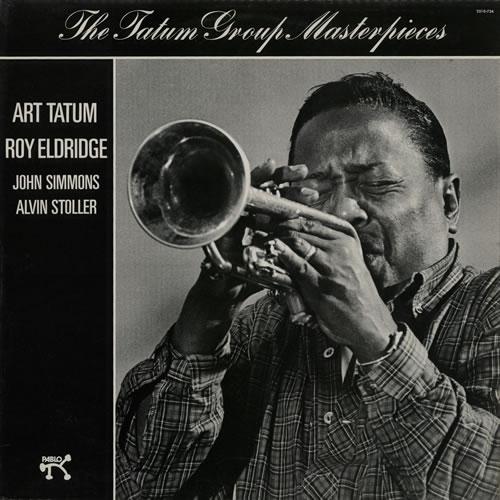 Art Tatum The Tatum Group Masterpieces vinyl LP album (LP record) UK AT4LPTH587571