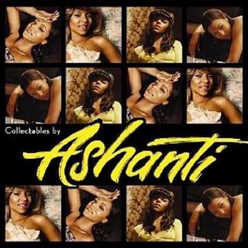 Ashanti Collectables CD album (CDLP) UK AHICDCO343736