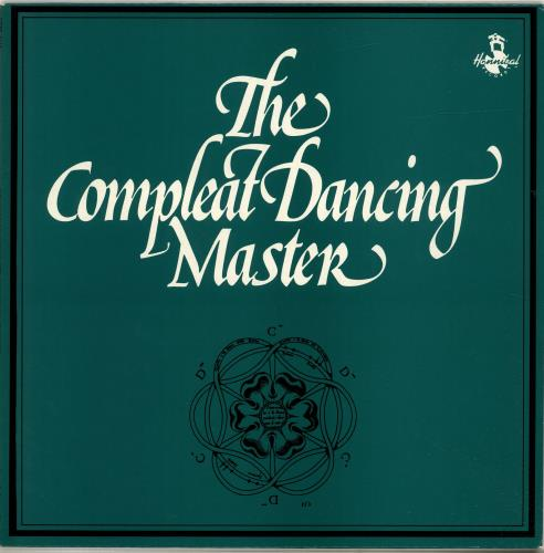 Ashley Hutchings The Compleat Dancing Master vinyl LP album (LP record) UK AJ3LPTH692746