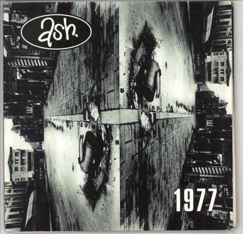 Ash 1977 - Nineteen Seventy Seven vinyl LP album (LP record) UK A-SLPNI726761