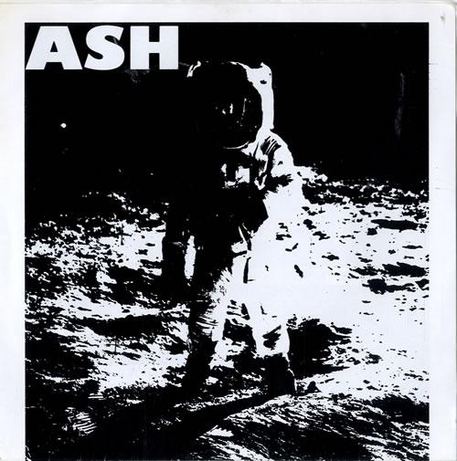 "Ash Jack Names The Planets 7"" vinyl single (7 inch record) UK A-S07JA73249"