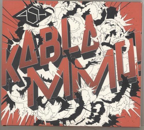 Ash Kablammo! - Fully Autographed 2 CD album set (Double CD) UK A-S2CKA706826