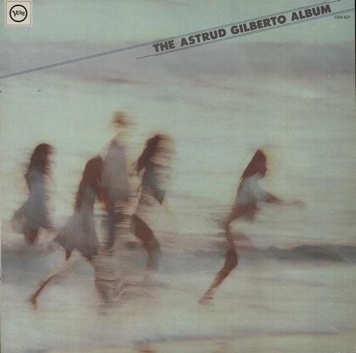 Astrud Gilberto The Astrud Gilberto Album vinyl LP album (LP record) French AGBLPTH575124