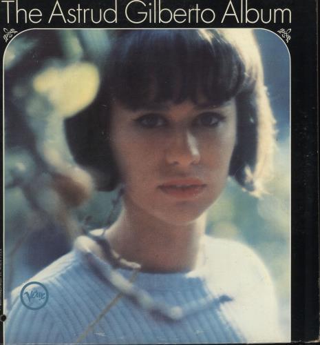 Astrud Gilberto The Astrud Gilberto Album vinyl LP album (LP record) US AGBLPTH700080