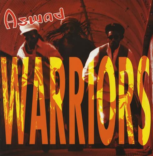 """Aswad Warriors 12"""" vinyl single (12 inch record / Maxi-single) UK ASW12WA196395"""