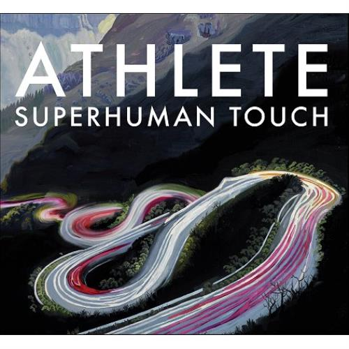 "Athlete Superhuman Touch 7"" vinyl single (7 inch record) UK ATE07SU479368"