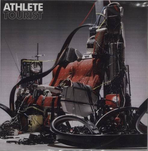 Athlete Tourist CD-R acetate UK ATECRTO663845