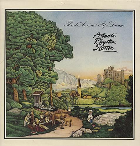 Atlanta Rhythm Section Third Annual Pipe Dream vinyl LP album (LP record) UK AAYLPTH333648