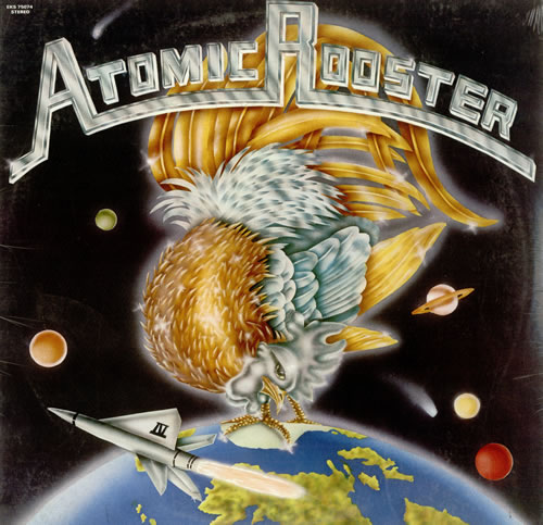 Atomic Rooster Atomic Rooster IV - Sealed vinyl LP album (LP record) US ATMLPAT439945