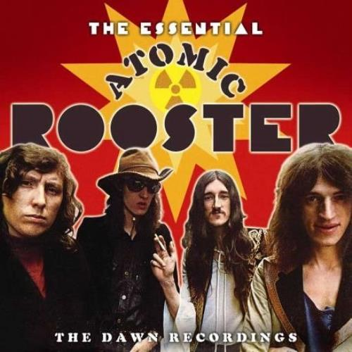 Atomic Rooster The Essential CD album (CDLP) UK ATMCDTH357677