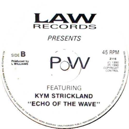 """ATOM Sea Of Beats (Law Records) 12"""" vinyl single (12 inch record / Maxi-single) UK AA112SE263069"""