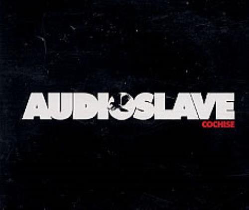 """Audioslave Cochise CD single (CD5 / 5"""") Austrian AUVC5CO230358"""