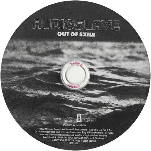 cds audioslave