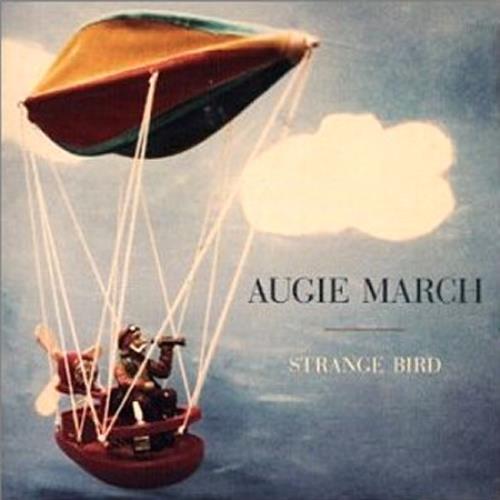 Augie March Strange Bird CD album (CDLP) Australian 2AMCDST424628