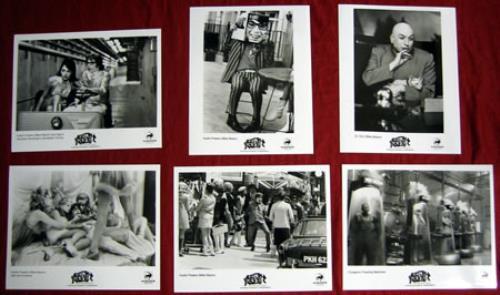 Austin Powers International Man Of Mystery media press pack UK AUWPPIN379515