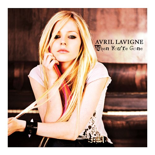 "Avril Lavigne When You're Gone CD single (CD5 / 5"") UK AVVC5WH405341"