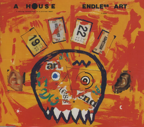 "A House Endless Art CD single (CD5 / 5"") UK A-HC5EN59363"
