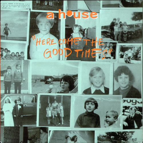 """A House Here Come The Good Times 10"""" vinyl single (10"""" record) UK A-H10HE182376"""