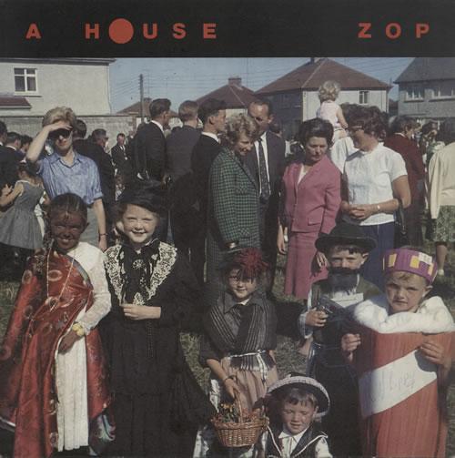 A House Zop vinyl LP album (LP record) UK A-HLPZO574372