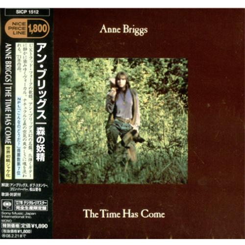 Anne Briggs The Time Has Come
